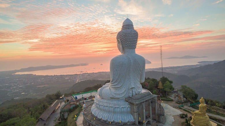 Le Grand Bouddha de Phuket