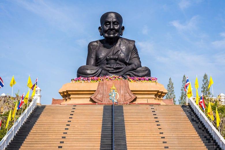 Huay Mongkol Temple á Hua Hin