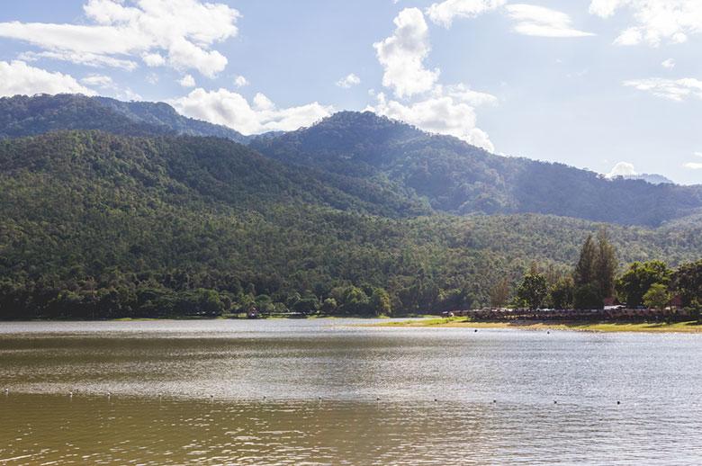 Lac Huay Tung Tao á Chiang Mai