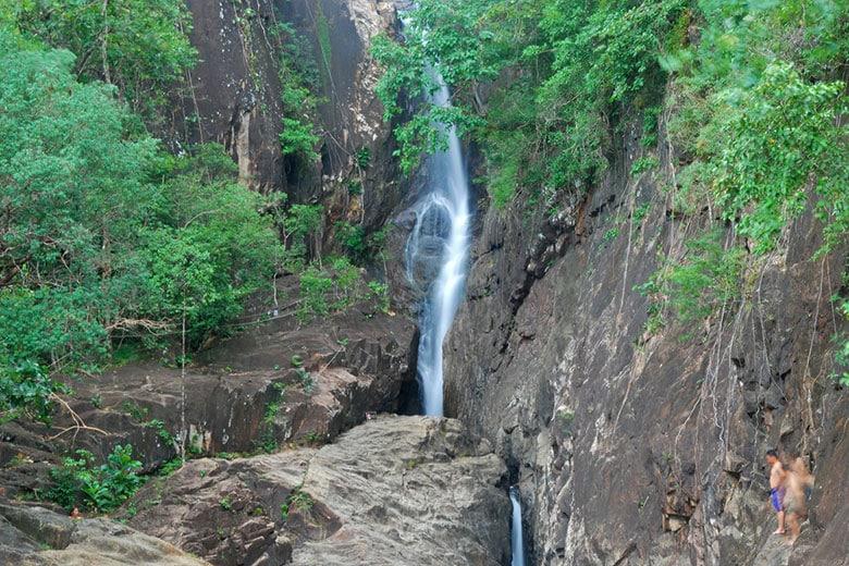 La cascade Klong Plu á Koh Chang