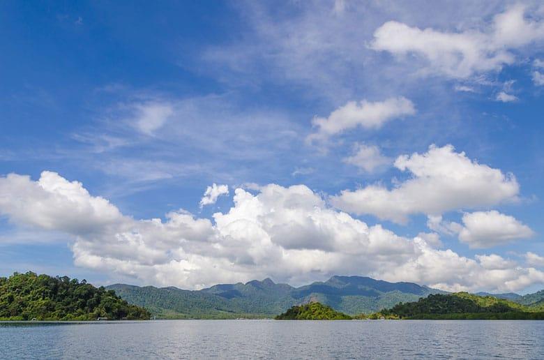 La Perspective du Parc National Mu Koh Chang