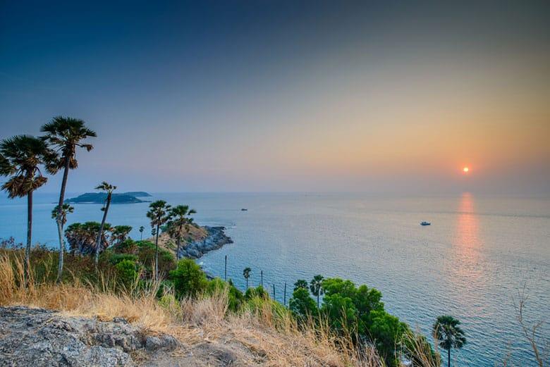 Cap Promthep á Phuket