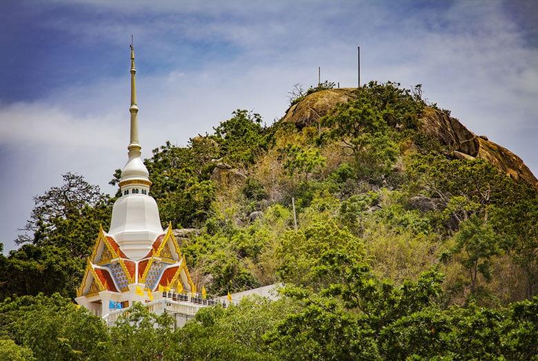 Wat Khao Takiab á Hua Hin