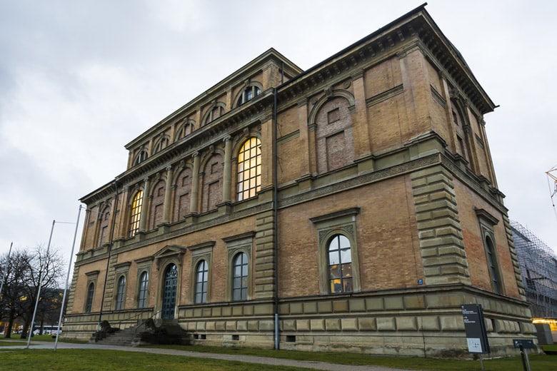 Alte Pinakothek á Munich