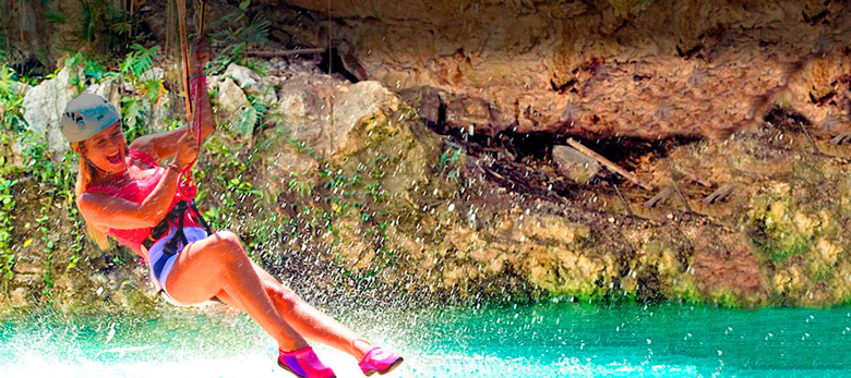L'Adventure Park de Bavaro á Punta Cana