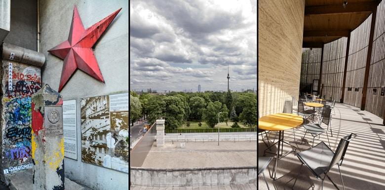 Le Mémorial du mur de Berlin