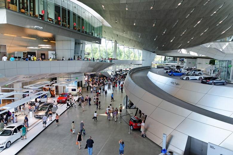 Le Musée BMW á Munich
