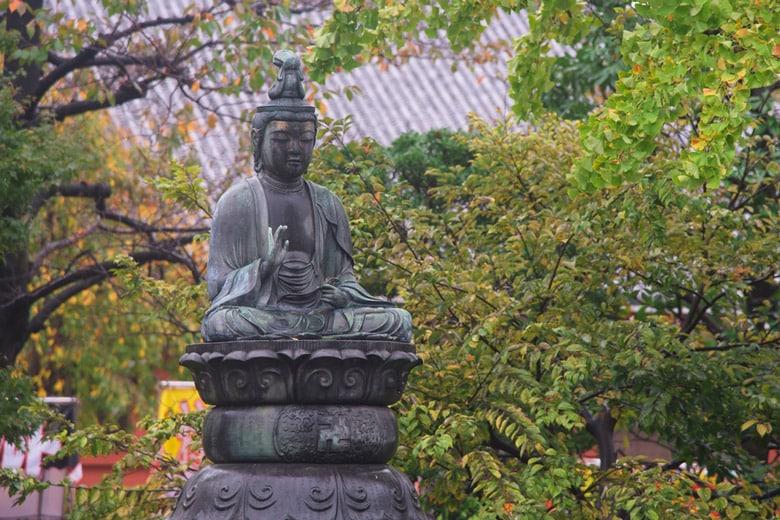 Asakusa á Tokyo