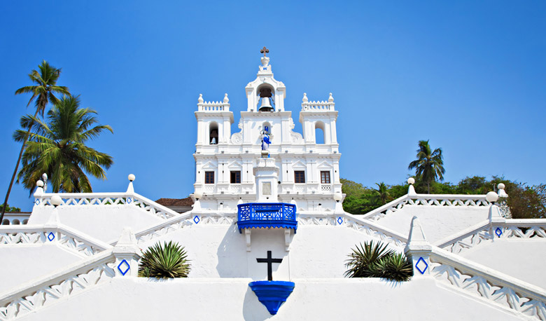 Église Notre-Dame de l'Immaculée Conception á Goa