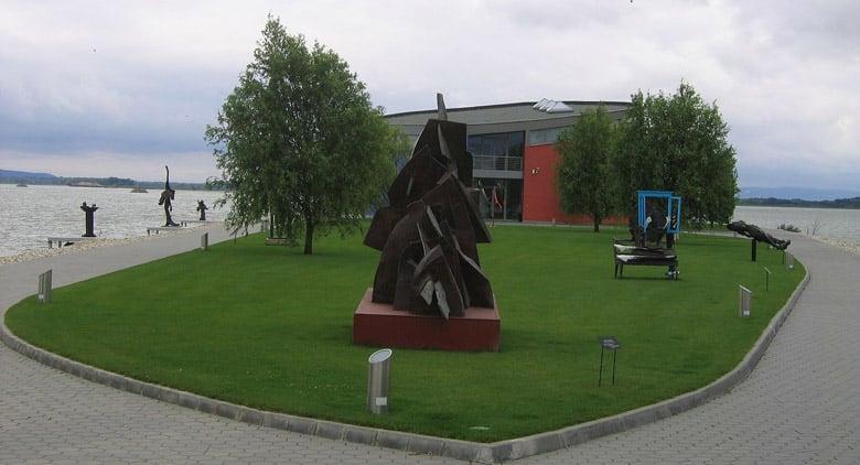 Le Musée d'Art Danubiana Meulensteen á Bratislava