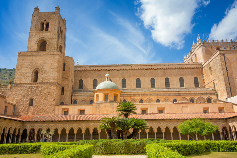 Duomo di Monreale á Sicile