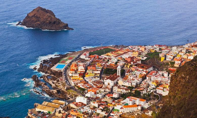 Garachico á Tenerife