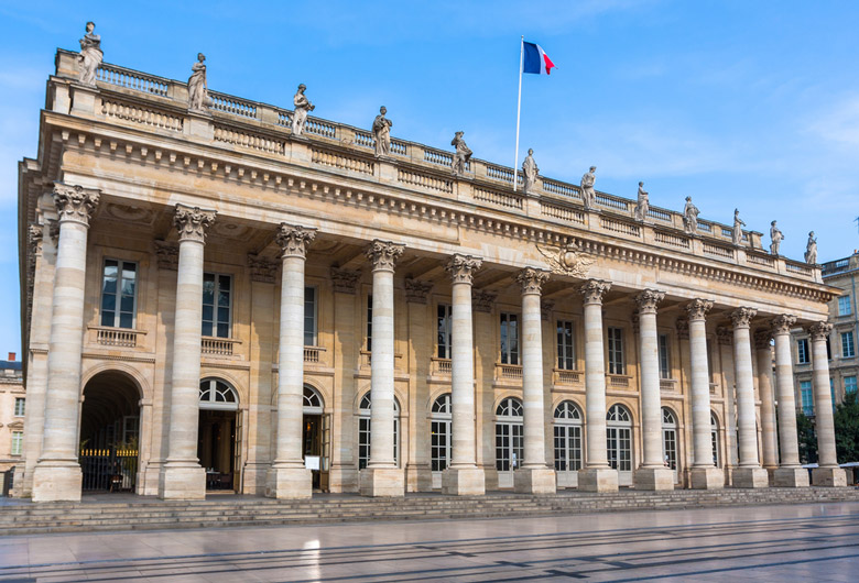 Le Grand Theâtre de Bordeaux