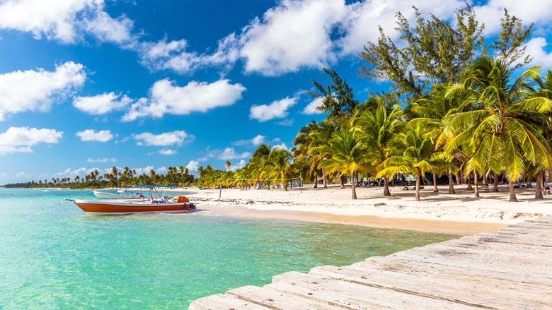 L'Isla Saona á Punta Cana