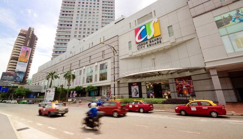 Le Centre Commercial Johor Bahru City Square