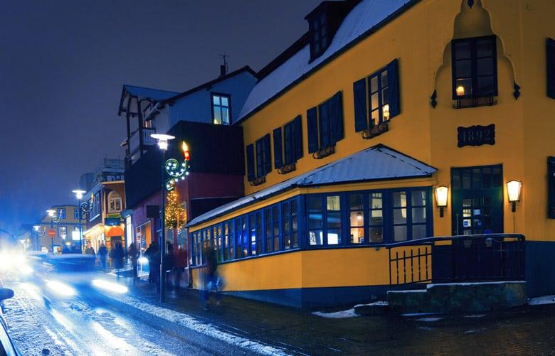 Laugardalur á Reykjavik