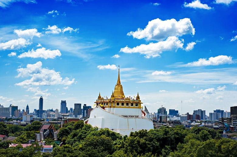 Le Mont d'Or á Bangkok