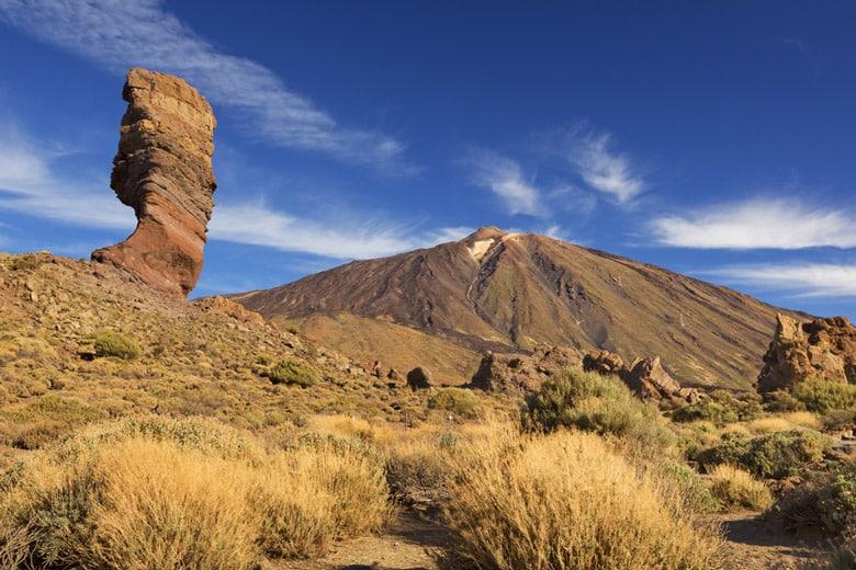 Los Roques de Garcia á Tenerife