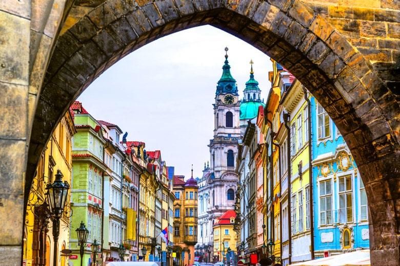 Mala Strana á Prague