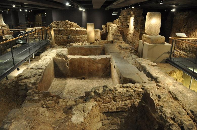 Le Musée d'Histoire de la Ville de Barcelone MUHBA