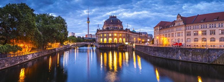 L'Île aux Musées á Berlin