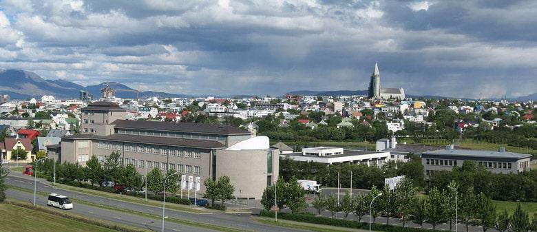 Musée National d'Islande á Reykjavik