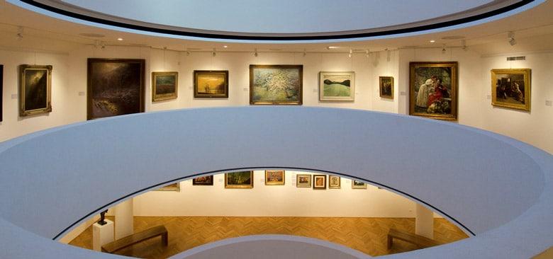 La Galerie Nedbalka á Bratislava