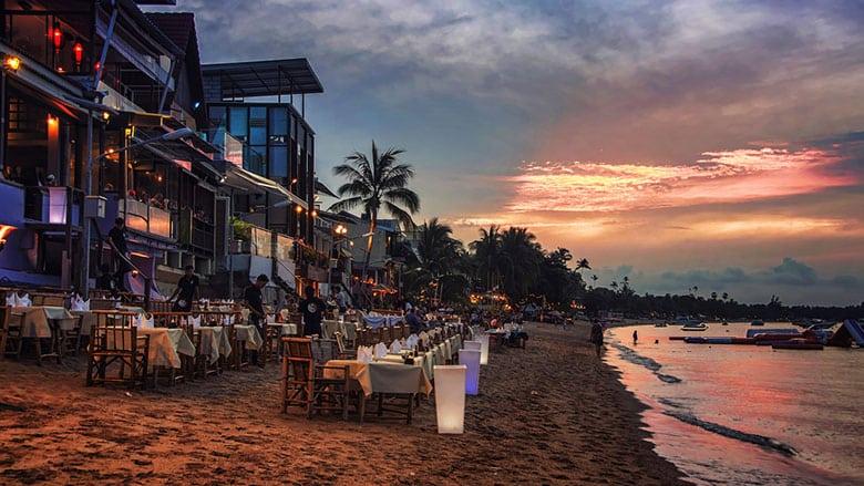 Restaurants à Koh Samui