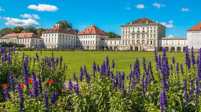 Le Palais Nymphenburg á Munich