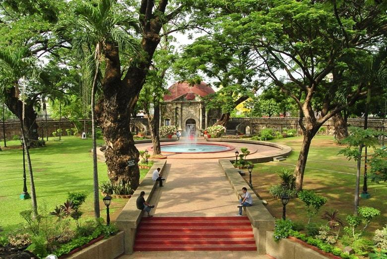 Le Parc Paco á Manille