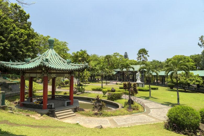 Le Parc Rizal á Manille