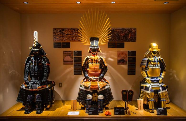 Musée du Samouraï á Tokyo