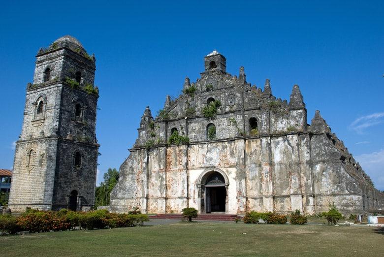 L'Église Saint-Augustin á Manille