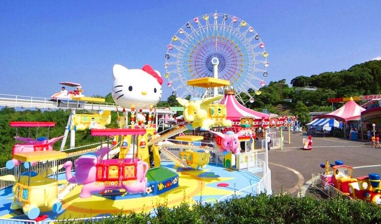 La Ville Hello Kitty Sanrio á Johor Bahru