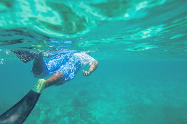 Snorkeling à Punta Cana