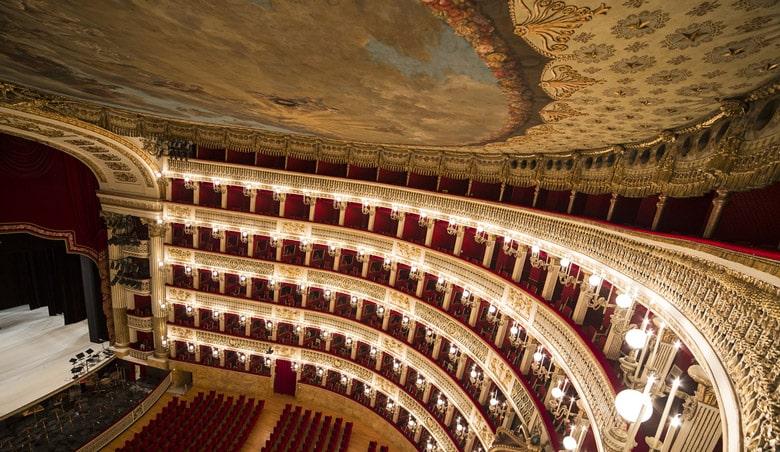 Teatro di San Carlo á Naples