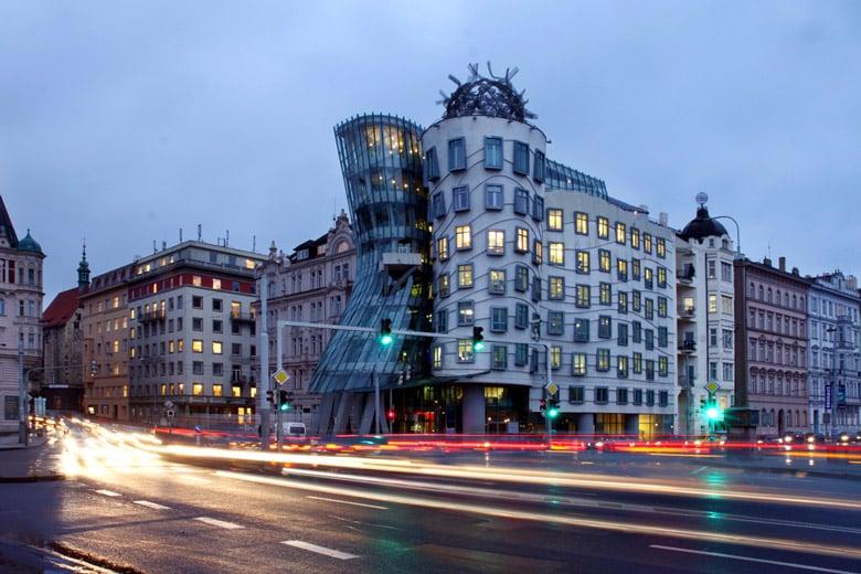 La maison dansante á Prague