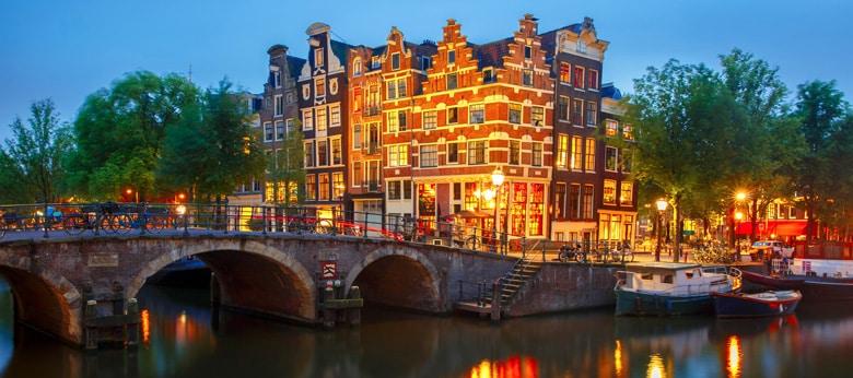 Jordaan á Amsterdam