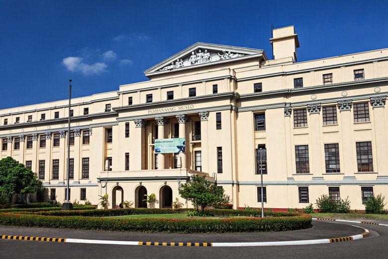 Le Musée National á Manille