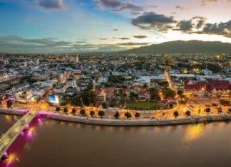 De Bangkok á Chiang Mai