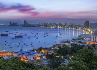 De Bangkok à Pattaya
