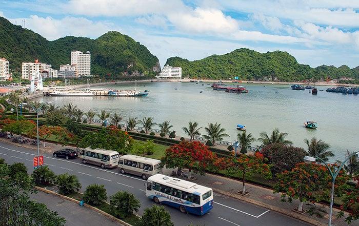 Excursions organisées d'Hanoï à la baie d'Halong