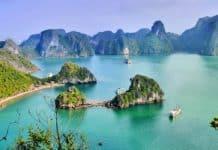 D'Hanoï à la baie d'Halong