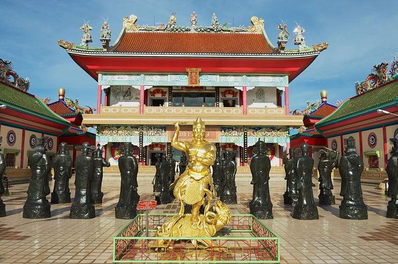 Anek Kuson Sala á Pattaya