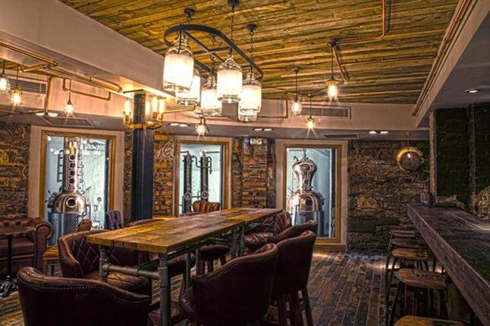 Distillerie de gin d'Édimbourg