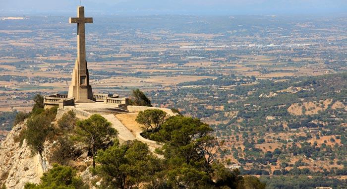 Santuari de Sant Salvador á Majorca