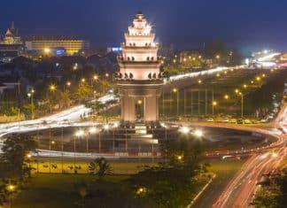 Bangkok to Phnom Penh