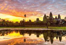 De Bangkok à Siem Reap