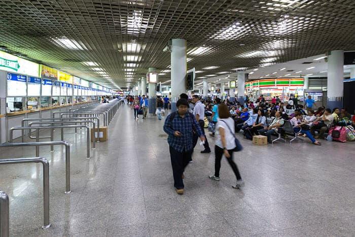 Gare routière de Mo Chit Bangkok