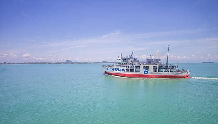 Ferry Seatran